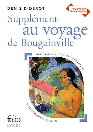 Téléchargez le livre :  Supplément au Voyage de Bougainville - BAC 2021