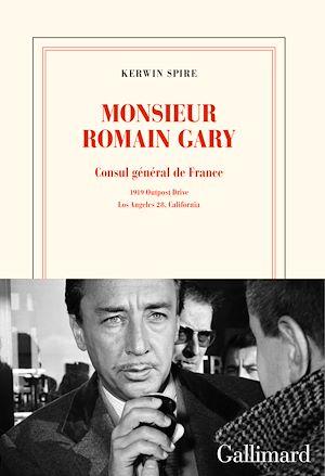 Téléchargez le livre :  Monsieur Romain Gary