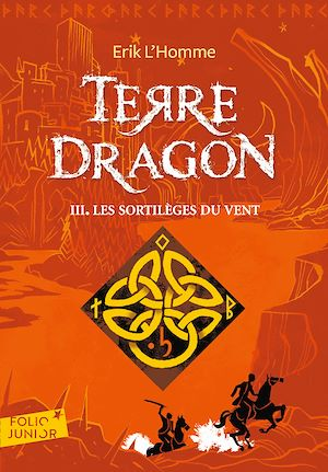 Téléchargez le livre :  Terre-Dragon (Tome 3) - Les sortilèges du vent