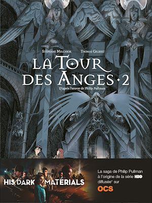 Téléchargez le livre :  La Tour des Anges (Tome 2)