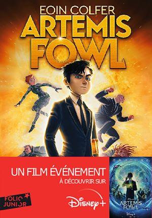 Téléchargez le livre :  Artemis Fowl (Tome 1)