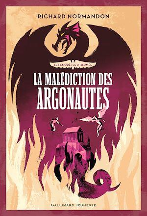 Téléchargez le livre :  Les enquêtes d'Hermès (Tome 3) - La malédiction des Argonautes