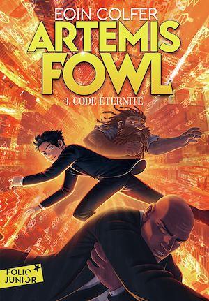 Téléchargez le livre :  Artemis Fowl (Tome 3) - Code éternité