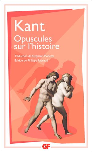 Téléchargez le livre :  Opuscules sur l'histoire