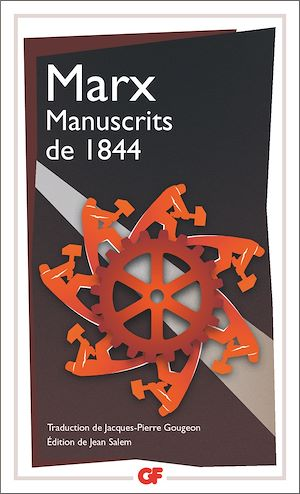 Téléchargez le livre :  Manuscrits de 1844