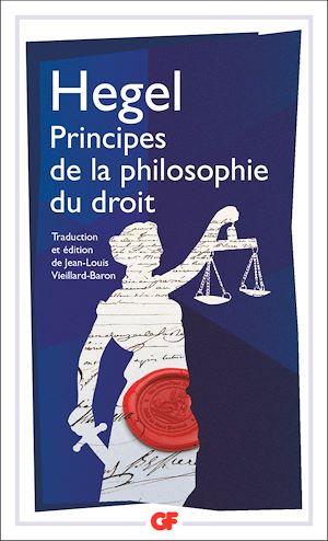 Téléchargez le livre :  Principes de la philosophie du droit