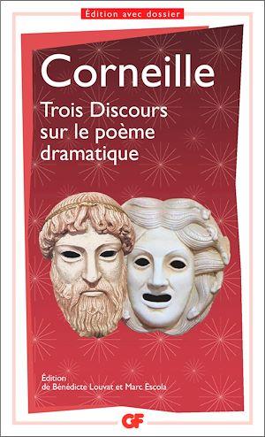 Téléchargez le livre :  Trois Discours sur le poème dramatique