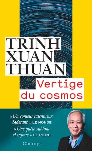 Téléchargez le livre :  Vertige du cosmos