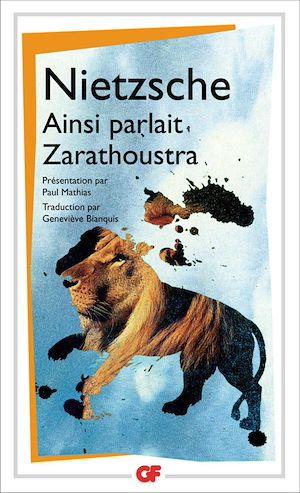 Téléchargez le livre :  Ainsi parlait Zarathoustra