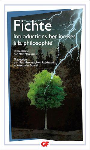 Téléchargez le livre :  Introductions berlinoises à la philosophie