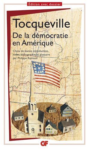 Téléchargez le livre :  De la démocratie en Amérique (choix de textes)