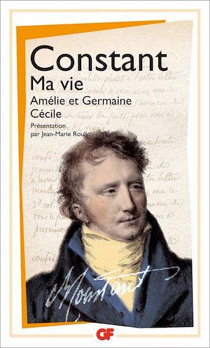 Téléchargez le livre :  Ma Vie - Amélie et Germaine - Cécile