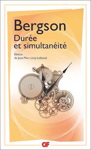 Téléchargez le livre :  Durée et simultanéité