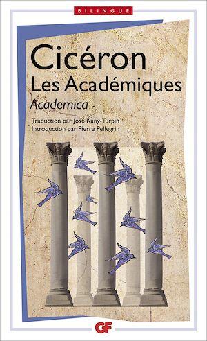 Téléchargez le livre :  Les Académiques / Academica - édition bilingue
