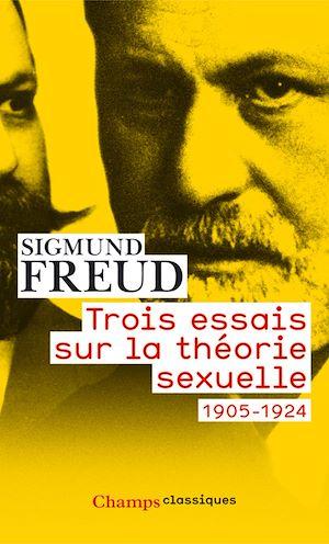 Téléchargez le livre :  Trois essais sur la théorie sexuelle