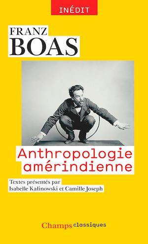 Téléchargez le livre :  Anthropologie amérindienne