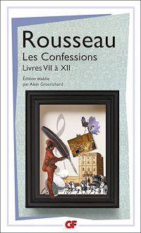 Télécharger le livre : Les Confessions - Livres VII à XII