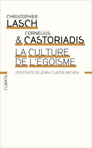 Téléchargez le livre :  La Culture de l'égoïsme