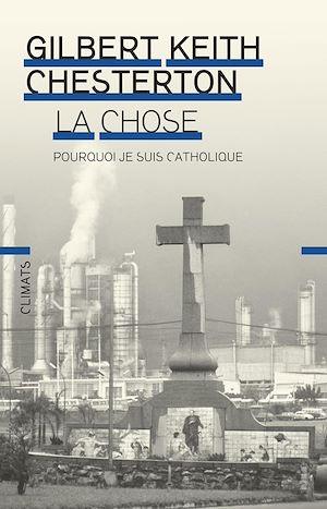 Téléchargez le livre :  La Chose