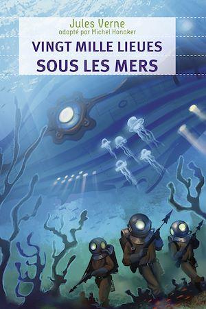 Téléchargez le livre :  Vingt mille lieues sous les mers (édition adaptée)
