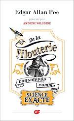 Télécharger le livre :  De la filouterie considérée comme science exacte