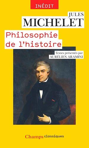 Téléchargez le livre :  Philosophie de l'histoire