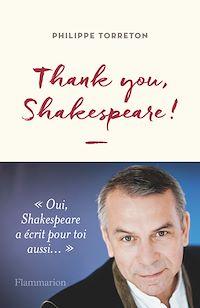 Téléchargez le livre numérique:  Thank you, Shakespeare !