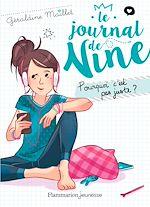 Télécharger le livre :  Le journal de Nine (Tome 3) - Pourquoi c'est pas juste ?