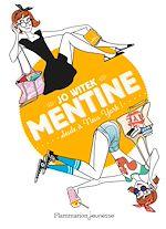 Télécharger le livre :  Mentine (Tome 4) - Seule à New York !