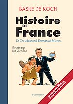 Télécharger le livre :  Histoire de France. De Cro-Magnon à Emmanuel Macron