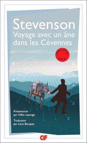 Téléchargez le livre :  Voyage avec un âne dans les Cévennes