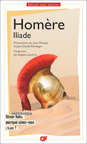 Téléchargez le livre :  Iliade
