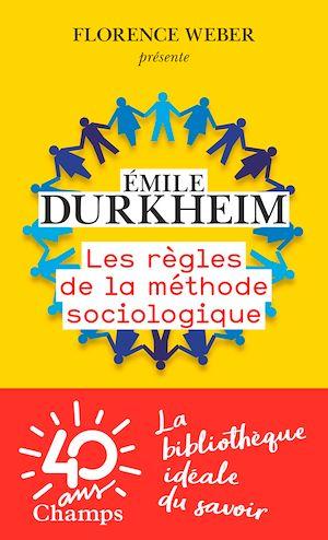 Téléchargez le livre :  Les règles de la méthode sociologique