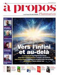 Télécharger le livre : À propos (N°2) – l'actualité des essais Flammarion (printemps 2018)