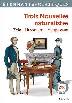 Téléchargez le livre :  Trois nouvelles naturalistes