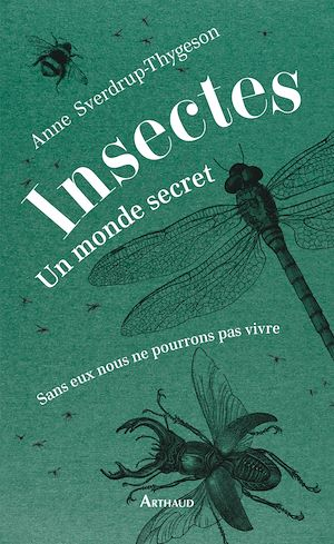Téléchargez le livre :  Insectes. Un monde secret