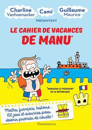 Le Cahier De Vacances De Manu Ebook