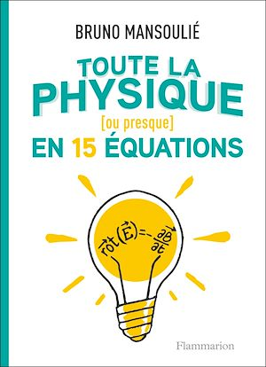 Téléchargez le livre :  Toute la physique (ou presque) en 15 équations