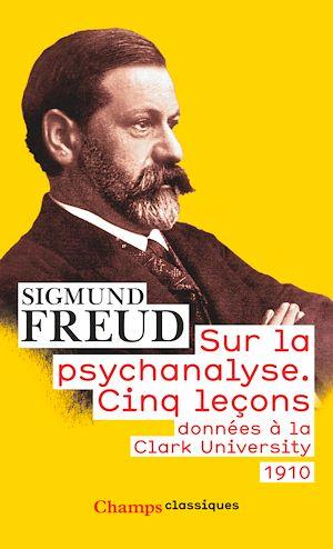 Téléchargez le livre :  Sur la psychanalyse