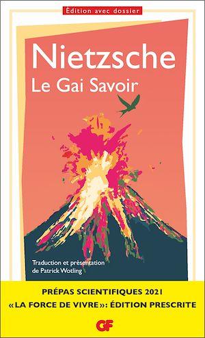 Téléchargez le livre :  Le Gai Savoir (Prépas scientifiques 2021)