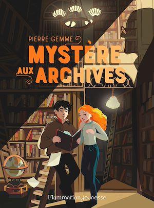 Téléchargez le livre :  Mystères aux Archives