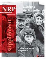 Télécharger cet ebook : NRP Supplément Collège - L'Enfant de Schindler - Mars 2015 (Format PDF)