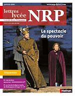 Télécharger cet ebook : NRP Lycée - Le spectacle du pouvoir - Janvier 2016 (Format PDF)