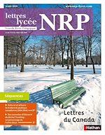 Télécharger cet ebook : NRP Lycée - Lettres du Canada - Mars 2016 (Format PDF)