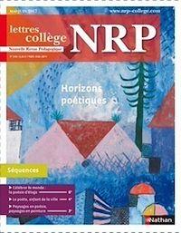 Télécharger le livre : NRP Collège - Horizons poétiques - Mai-Juin 2017 (Format PDF)