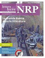 Télécharger cet ebook : NRP Lycée - La Grande Guerre dans la littérature - Janvier 2017 (Format PDF)