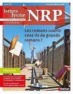 Télécharger cet ebook : NRP Lycée - Les romans courts sont-ils de grands romans? - Mars 2017 (Format PDF)