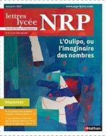 Télécharger le livre :  NRP Lycée - L'Oulipo, ou l'imaginaire des nombres - Mai-Juin 2017 (Format PDF)