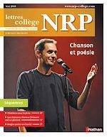 Télécharger le livre :  NRP Collège - Chanson et poésie - Mai-Juin 2018 (Format PDF)