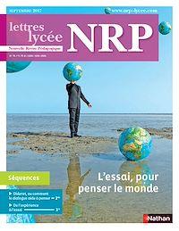 Télécharger le livre : NRP Lycée - L'essai- Septembre 2017